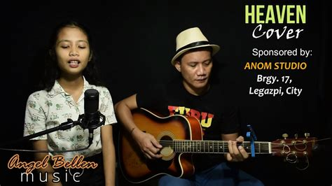Here are a few gospel songs about heaven that you may choose to play during a funeral. HEAVEN - Angel Bellen - Cover song - YouTube