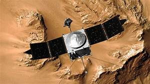Maven Probe Enters Mars Orbit to Learn Where the Planet's ...