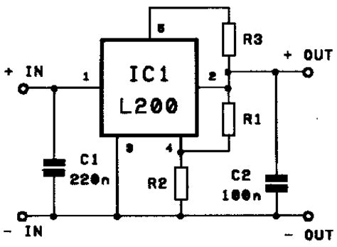 Sealed Lead Acid Charger Circuit Diagram World