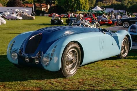 Looking for a classic bugatti type 57? 1936 Bugatti Type 57 G Tank - Images, Specifications and Information