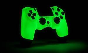 Colorware X Sony Dualshock 4  U0026quot Glow U0026quot  Controller