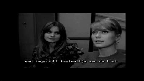 françoise dorleac youtube fran 231 oise dorl 233 ac catherine deneuve interview 1966