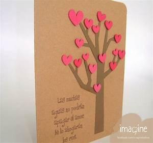 Tarjetas de Amor para San Valentín 2019 ModaEllas com