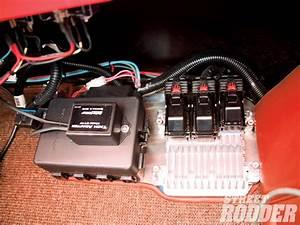 General Motors Performance Parts E-rod Motor Program