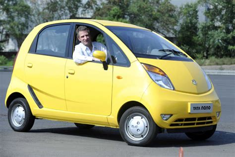 World's cheapest car, Tata Nano, revs toward US ...