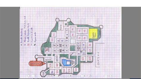 Plan Maison Minecraft Pw27