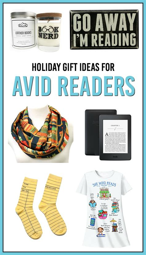 holiday gift ideas for avid readers from mom s desk