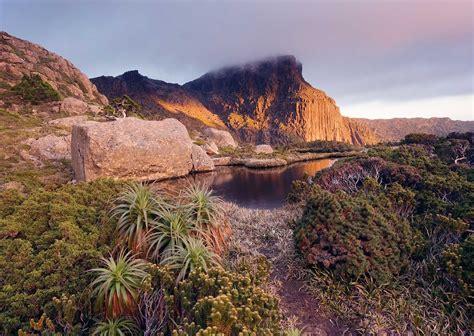 australia wilderness tasmanian tasmania australian national park anne southwest flora mt area heritage soils shelf mount sights camp quality heathland