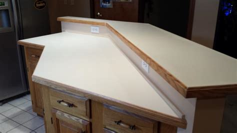 Best Countertop Refinishing Product by Kitchen Countertop Refinishing Kits Armor Garage
