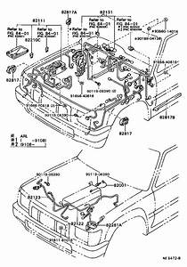 Toyotum Hilux Wiring Diagram 2010