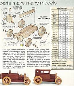 plans for a wooden toy truck
