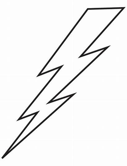 Lightning Bolt Tattoo Temporary Tattoos Fan Blitz