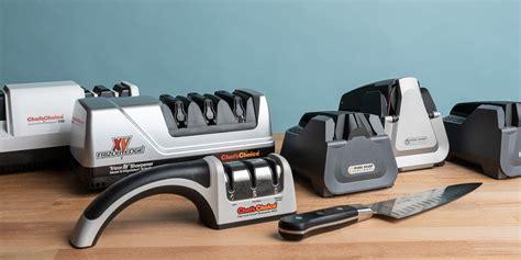 knife sharpener sharpening coolest which sharpeners test kitchen michael knivsliper wirecutter gadgets er murtaugh sharp
