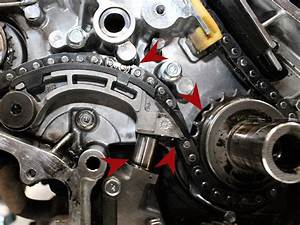 Nissan 039 S Yd25 Single Row Timing Chain Failures  Stretched Timing Chain