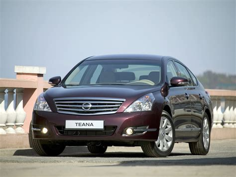Nissan Teana Photo by Car In Pictures Car Photo Gallery 187 Nissan Teana 2008