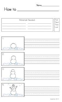 procedural writing template 1000 images about text types on opinion writing procedural writing and writing