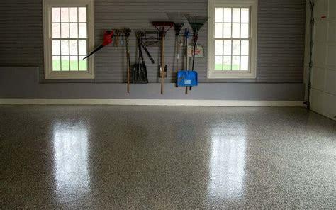 choose  clear coat  garage floor coatings