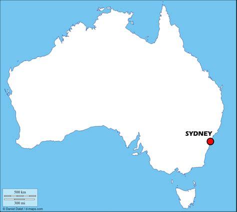 télécharger la carte de sydney australien
