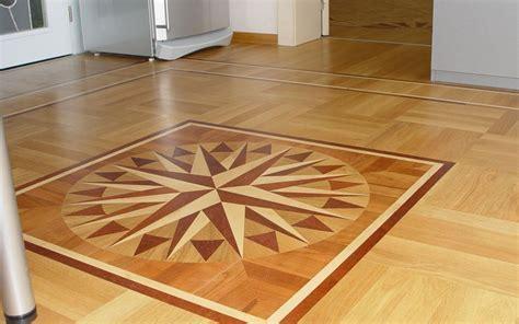 Solid Wood Floor   Medallions, Bespoke Wood Flooring