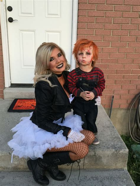 17 Best Ideas About Bride Of Chucky On Pinterest Chucky, Mother And Son Costumes Ideas Samorzady