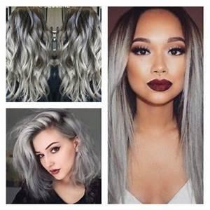 Graue Haare Gut Farben