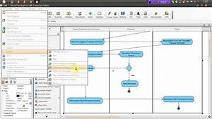 Tutorial Diagram Activity Menggunakan Visual Paradigm For Uml 8 0 Enterprise Edition