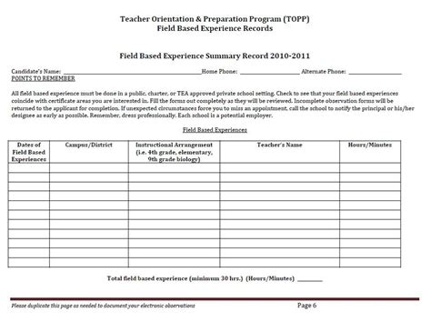 classroom observation form for teachers lesson observation form new calendar template site