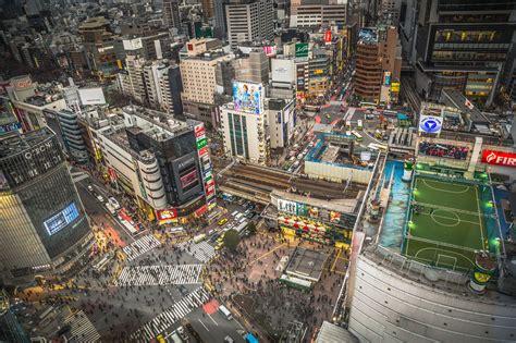 tokyo city  japan thousand wonders