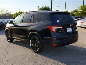 New 2020 Honda Pilot Black Edition 4d Sport Utility In San