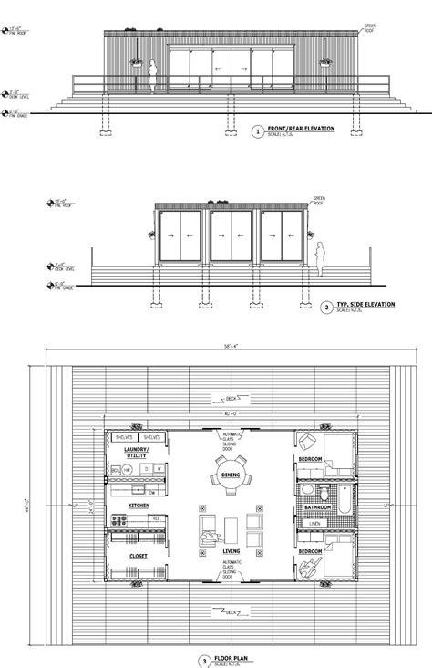 Shipping Container Cabin Floor Plans by How To Live In A Shipping Container Home Interior