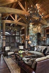 Rustic, Yet, Refined, Mountain, Home, Surrounded, By, Montana, U0026, 39, S, Wilderness