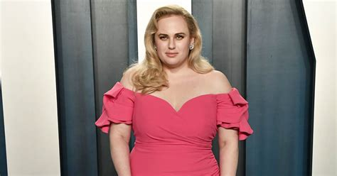 Rebel Wilson talks about how she broke free from emotional ...