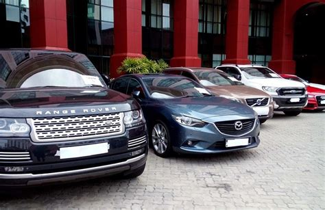 Sabah Water Scandal Luxury Cars Seized In Graft Case