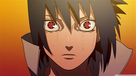 sasuke mangekyou sharingan ultra hd desktop background