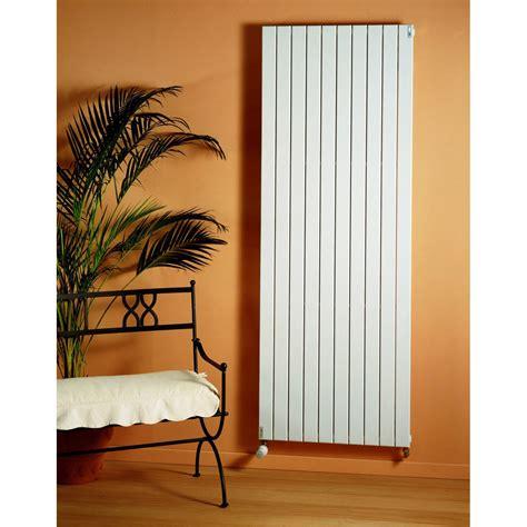 radiateur chauffage central radiateur chauffage central lina blanc l 59 2 cm 1800 w leroy merlin