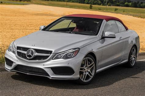 Used 2018 Mercedes Benz E Class Convertible Pricing For