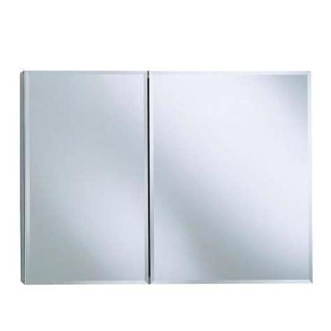 home depot kohler recessed medicine cabinet kohler 35 in w x 26 in h two door recessed or surface