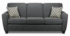 Ashby Sofa - Grey Leon's