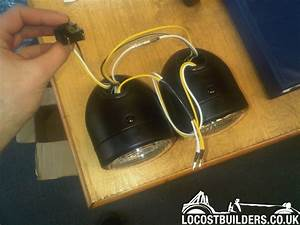 Dual Headlight Wiring  Help