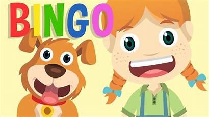 Bingo Song Dog Songs Rhymes Nursery