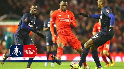 Liverpool 0-0 West Ham - Emirates FA Cup 2015/16 (R4 ...