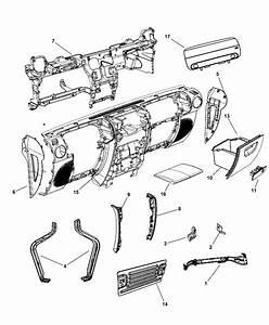 Jeep Wrangler Jk Interior Parts Diagram