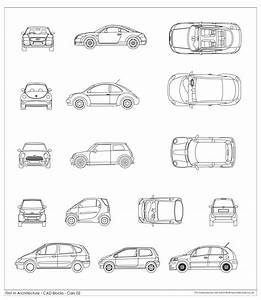 Free Cad Blocks  U2013 Cars 02