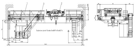 Explosion Proof Overhead Cranes Which Electrical