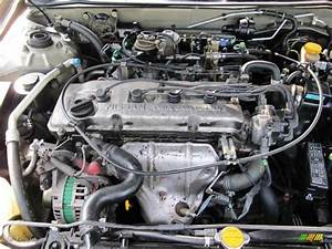 1998 Nissan Altima Xe 2 4 Liter Dohc 16