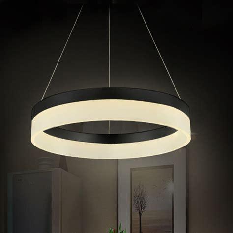 led light fixture wiring 2015 new modern led chandelier acrylic round led light