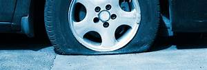 Are You Ready For A Flat Tire
