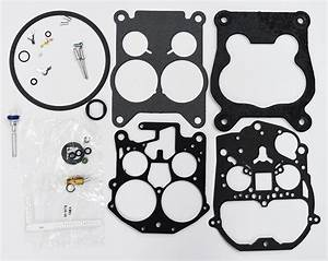 Ck358 Carburetor Kit For Rochester Quadrajet E4me