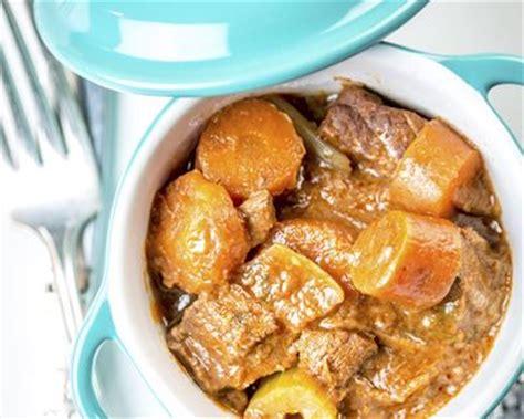 viande facile à cuisiner recette bœuf bourguignon au cookeo facile rapide