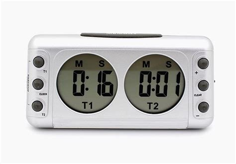 Buy Timer, Reminder, Two Channel Display